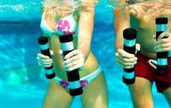 ΝΕΑ ΕΙΔΗΣΕΙΣ (Γιατί πρέπει να γυμνάζεσαι μέσα στο νερό)