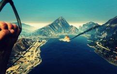 ΝΕΑ ΕΙΔΗΣΕΙΣ (Καρέ-καρέ η στιγμή που αεροπλάνο βουτάει στη θάλασσα (ΒΙΝΤΕΟ))
