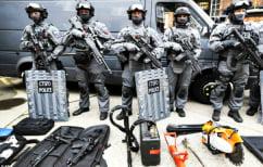 ΝΕΑ ΕΙΔΗΣΕΙΣ (Ένοπλοι αστυνομικοί παντού στο Λονδίνο – Φόβος για νέα τρομοκρατική επίθεση (ΦΩΤΟ))