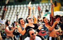 ΝΕΑ ΕΙΔΗΣΕΙΣ (1000 μουσικοί παίζουν γνωστά ροκ κομμάτια σε μια επική συναυλία (ΒΙΝΤΕΟ))