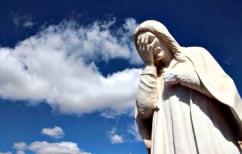 ΝΕΑ ΕΙΔΗΣΕΙΣ (ΒINTEO με άγαλμα του Ιησού που… ανοίγει τα μάτια του κάνει το γύρο του διαδικτύου)
