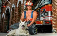 """ΝΕΑ ΕΙΔΗΣΕΙΣ (Έκλεισε τα 105 και ήθελε δώρο έναν """"καυτό"""" πυροσβέστη! (ΒΙΝΤΕΟ))"""