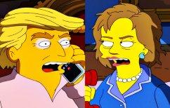 ΝΕΑ ΕΙΔΗΣΕΙΣ (Κλίντον ή Τραμπ; – Τι θα ψηφίσουν οι Simpsons; (ΒΙΝΤΕΟ))