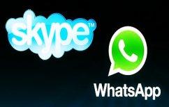ΝΕΑ ΕΙΔΗΣΕΙΣ (Στο στόχαστρο της ΕΕ WhatsApp και Skype)