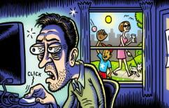 ΝΕΑ ΕΙΔΗΣΕΙΣ (Εθισμός στο διαδίκτυο: Με ποια προβλήματα ψυχικής υγείας συνδέεται)