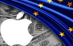 """ΝΕΑ ΕΙΔΗΣΕΙΣ (Η Apple στο μέσο του """"πολέμου"""" ΗΠΑ–Ε.Ε.)"""