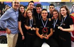 ΝΕΑ ΕΙΔΗΣΕΙΣ (Η Formula 1 που κατασκεύασαν μαθητές από τη Θεσσαλονίκη ταξιδεύει στο Τέξας!)