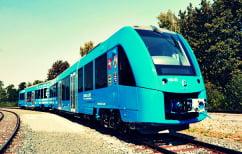 ΝΕΑ ΕΙΔΗΣΕΙΣ (Παρουσιάστηκε το πρώτο τρένο υδρογόνου στον κόσμο)