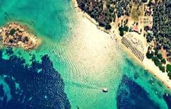 ΝΕΑ ΕΙΔΗΣΕΙΣ (Νησιά Δρένια: Ο άγνωστος παράδεισος της Χαλκιδικής (ΒΙΝΤΕΟ))