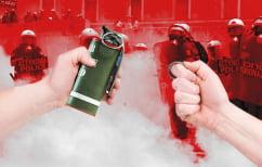 ΝΕΑ ΕΙΔΗΣΕΙΣ (Με δακρυγόνα απαντά η κυβέρνηση στους συνταξιούχους που ζητούν να δουν τον πρωθυπουργό)