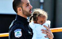 ΝΕΑ ΕΙΔΗΣΕΙΣ (Συγκλονιστικό βίντεο: Σωτήρια επέμβαση αστυνομικού, επαναφέρει στη ζωή 3χρονο αγοράκι)