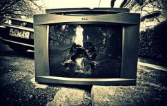 ΝΕΑ ΕΙΔΗΣΕΙΣ (Ο πιο ατζαμής πελάτης που κατέστρεψε με μια κίνηση τηλεοράσεις αξίας 5.500 ευρώ! (ΒΙΝΤΕΟ))