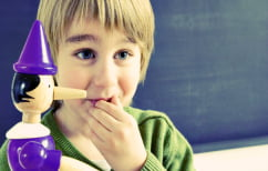 ΝΕΑ ΕΙΔΗΣΕΙΣ (Οι περισσότεροι γονείς δεν καταλαβαίνουν ότι το παιδί τους λέει ψέματα)