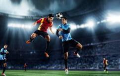 ΝΕΑ ΕΙΔΗΣΕΙΣ (Οι κεφαλιές στο ποδόσφαιρο αλλάζουν αμέσως τον εγκέφαλο)