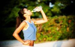 ΝΕΑ ΕΙΔΗΣΕΙΣ (Πόσο νερό πρέπει να πίνετε πριν και μετά τη γυμναστική)