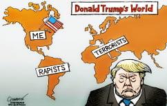 ΝΕΑ ΕΙΔΗΣΕΙΣ (Στον κόσμο του Τραμπ)
