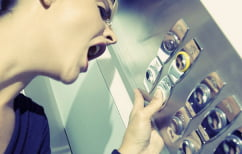 ΝΕΑ ΕΙΔΗΣΕΙΣ (Το κουμπί για να κλείσει η πόρτα στο ασανσέρ είναι… ψεύτικο)