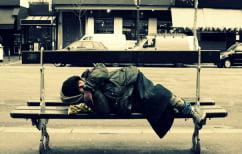 ΝΕΑ ΕΙΔΗΣΕΙΣ (Εγγονή μεγιστάνα έχασε τα πάντα και κοιμάται στα παγκάκια)