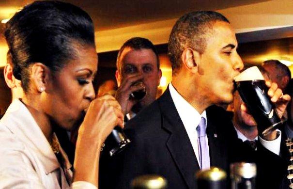 men-women-drinking