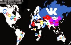 ΝΕΑ ΕΙΔΗΣΕΙΣ (Αυτές είναι οι πιο δημοφιλείς ιστοσελίδες στον κόσμο)