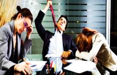 ΝΕΑ ΕΙΔΗΣΕΙΣ (Γιατί οι άνθρωποι μένουν σε δουλειές που μισούν)