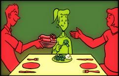 ΝΕΑ ΕΙΔΗΣΕΙΣ (Η αντίδραση μιας χορτοφάγου που τρώει μετά από 22 χρόνια κρέας (ΒΙΝΤΕΟ))