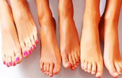 ΝΕΑ ΕΙΔΗΣΕΙΣ (Πως τα νύχια των ποδιών σας δείχνουν αν κινδυνεύετε από καρκίνο)