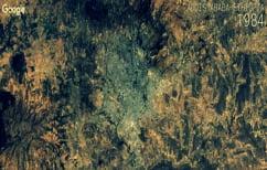 ΝΕΑ ΕΙΔΗΣΕΙΣ (To Timelapse του Google Earth μας δείχνει πώς έχει αλλάξει ο πλανήτης μας από το 1984 (ΒΙΝΤΕΟ))