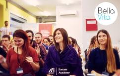 ΝΕΑ ΕΙΔΗΣΕΙΣ (Bella Vita: Υπάρχει ακαδημία επιτυχίας στην Αθήνα!)