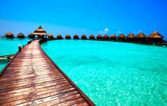 ΝΕΑ ΕΙΔΗΣΕΙΣ (Αφεντικό πήρε όλο το προσωπικό του και το πήγε διακοπές στις Μαλδίβες!)