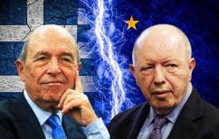 ΝΕΑ ΕΙΔΗΣΕΙΣ (Σημίτης και Ψυχάρης «προφητεύουν» την έξοδο από το ευρώ…)