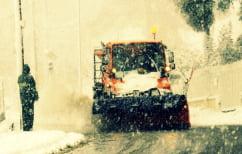 ΝΕΑ ΕΙΔΗΣΕΙΣ (Έντονες χιονοπτώσεις σε όλη τη χώρα, κλειστοί οι δρόμοι)