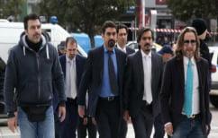 ΝΕΑ ΕΙΔΗΣΕΙΣ (Νόμιμη κρίθηκε η κράτηση των οκτώ Τούρκων)