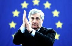 ΝΕΑ ΕΙΔΗΣΕΙΣ (Ο Αντόνιο Ταγιάνι ο νέος πρόεδρος του Ευρωπαϊκού Κοινοβουλίου)