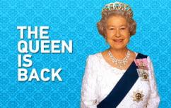 ΝΕΑ ΕΙΔΗΣΕΙΣ (H Βασίλισσα Ελισάβετ επέστρεψε!)