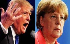 ΝΕΑ ΕΙΔΗΣΕΙΣ (Το ελληνικό πολιτικό σύστημα δεν έχει να επιλέξει μεταξύ Τραμπ και Μέρκελ…)