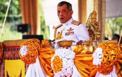 ΝΕΑ ΕΙΔΗΣΕΙΣ (Ο νέος βασιλιάς της Ταϊλάνδης κάνει επίδειξη δύναμης)