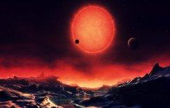 ΝΕΑ ΕΙΔΗΣΕΙΣ (Περιπλάνηση σε έναν από τους επτά πιθανόν κατοικήσιμους πλανήτες που ανακάλυψε η NASA (ΒΙΝΤΕΟ))