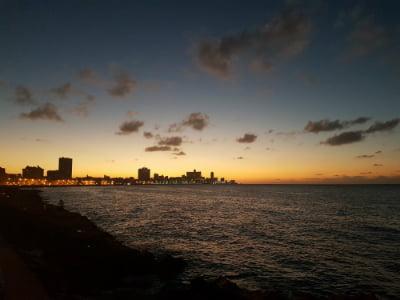 sunsetcuba
