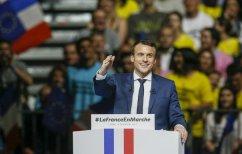ΝΕΑ ΕΙΔΗΣΕΙΣ (Γαλλία: Η νέα δημοσκόπηση για τον β' γύρο θέλει νικητή τον Μακρόν)