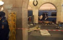 ΝΕΑ ΕΙΔΗΣΕΙΣ (Στους 14 οι νέκροι από το χτύπημα στο μετρό της Αγίας Πετρούπολης)