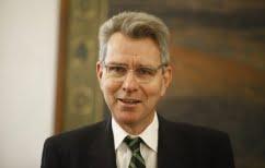 ΝΕΑ ΕΙΔΗΣΕΙΣ (Πρέσβης Pyatt: Η Ελλάδα είναι σύμμαχος-κλειδί στη Μεσόγειο)