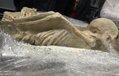 ΝΕΑ ΕΙΔΗΣΕΙΣ (Μακάβρια ευρήματα από τις ανασκαφές στο Φάληρο)