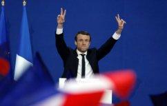 ΝΕΑ ΕΙΔΗΣΕΙΣ (Η Ευρώπη επικροτεί τη νίκη Μακρόν!)