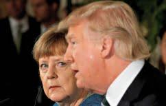 ΝΕΑ ΕΙΔΗΣΕΙΣ (Τραμπ εναντίον Γερμανίας: «Είναι κακοί, πολύ κακοί»)