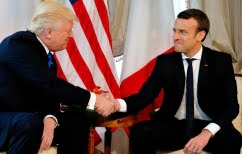 ΝΕΑ ΕΙΔΗΣΕΙΣ (Tι αποκαλύπτουν οι χειραψίες του Ντόναλντ Τραμπ στην Ευρώπη)