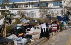 ΝΕΑ ΕΙΔΗΣΕΙΣ (Η αστυνομία εκκένωσε το Ελληνικό από πρόσφυγες και μετανάστες)