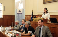 ΝΕΑ ΕΙΔΗΣΕΙΣ (Στη Θεσσαλονίκη το Ινστιτούτο Δημοκρατίας για τον οικονομικό αναλφαβητισμό)