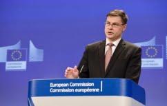 ΝΕΑ ΕΙΔΗΣΕΙΣ (Ντομπρόφσκις: Η Ευρωπαϊκή Επιτροπή δρομολογεί τη δημιουργία ευρωπαΐκής σύνταξης)
