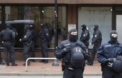 ΝΕΑ ΕΙΔΗΣΕΙΣ (Βερολίνο: Απειλή για βόμβα σε σταθμό τρένου)